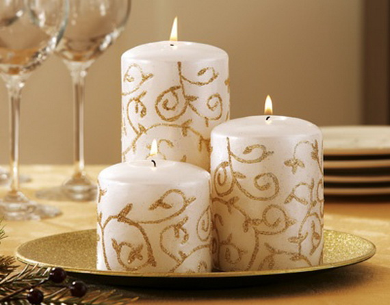 Holiday Candels New Years Eve Candle Family Holiday Net