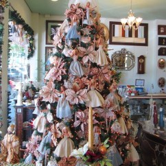 Christmas Decorating Ideas For The Kitchen Nice Tables A Holiday Barbie Themed Tree - Family ...