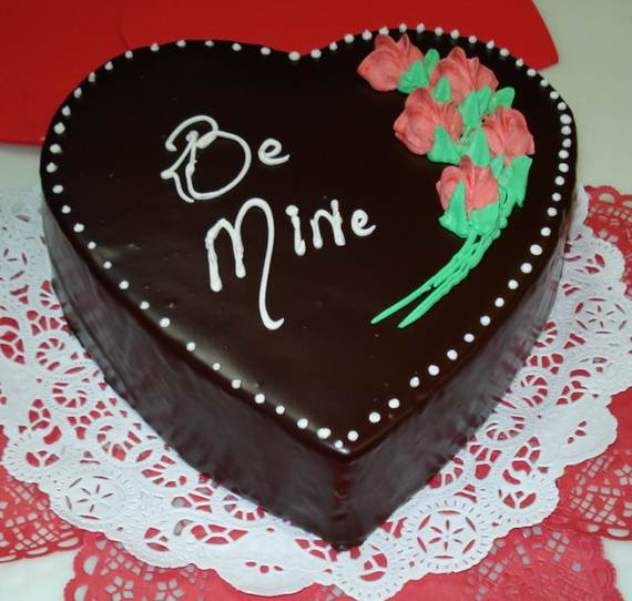 Valentines Day Cake Decorating Ideas  family holidaynetguide to family holidays on the internet