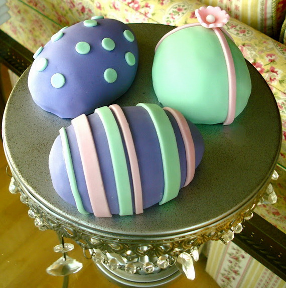 Cute Easter Cake and Cupcake Decorating Ideas  family holidaynetguide to family holidays on