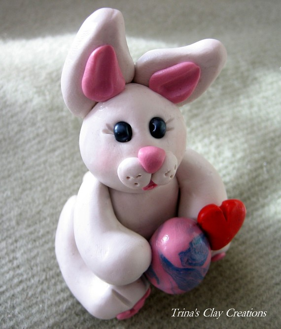 Easter Hoiday Crafts Polymer Clay ideas  Crafts for Kids  family holidaynetguide to family