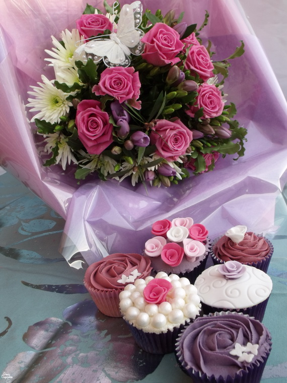 Flower Cake Decorating Ideas