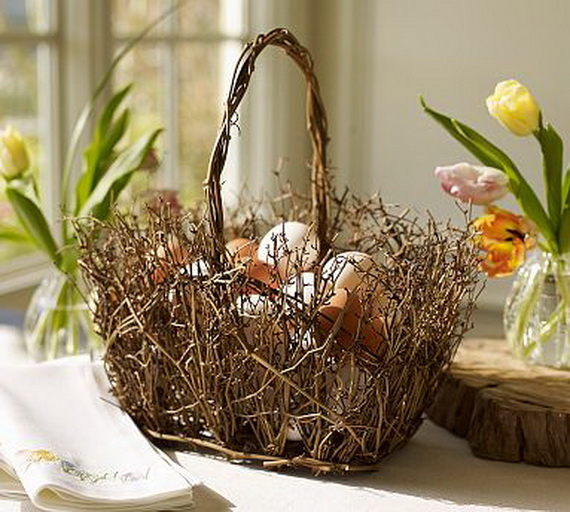 Decorating Ideas For Easter Holiday Basket  family holidaynetguide to family holidays on the