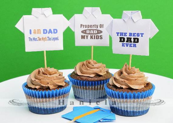Father's Day Cupcake Ideas Family Holiday Net Guide To