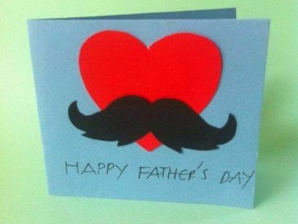 Homemade Fathers Day Greeting Cards Ideas Family Holiday