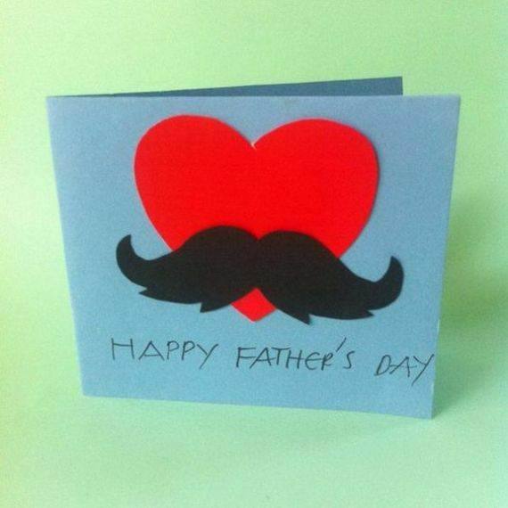 Homemade Fathers Day Card Ideas Family Guide