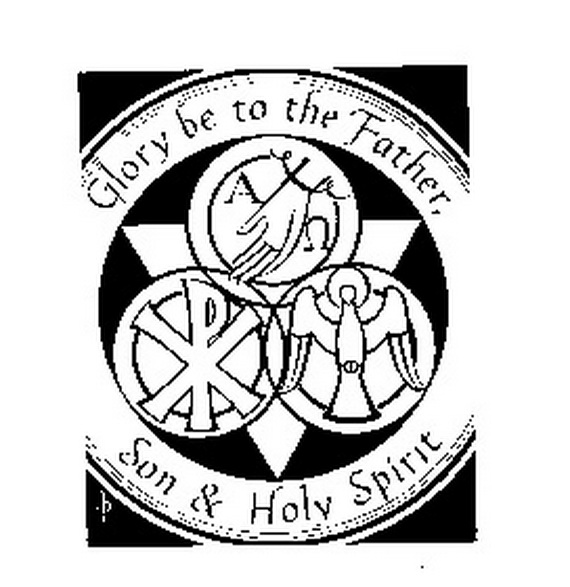 Pin Trinity Sunday Coloring Page on Pinterest