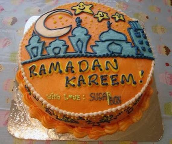 RAMADAN ThemedCakes  Cupcakes Decorating Ideas  family holidaynetguide to family holidays