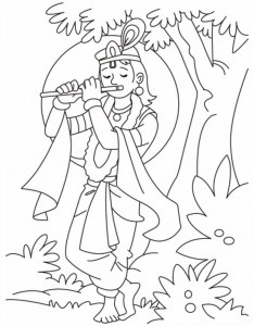Related posts also shri krishna janmashtami coloring printable pages for kids family rh familyholiday