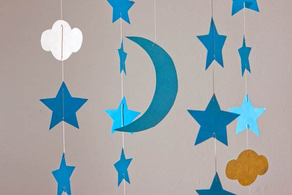 Ramadan Garlands and Paper Decoration Ideas  family