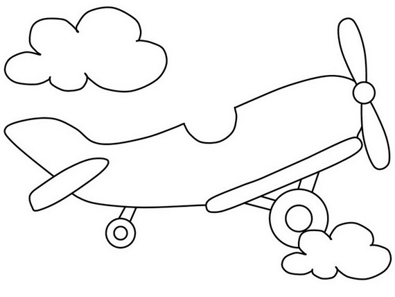 National Aviation Day Activities Crafts and Coloring