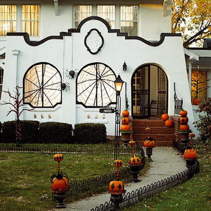 cool outdoor halloween decorations 2012 ideas 221