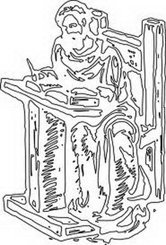 Catholic Saints and All Saint's Day Coloring Pages