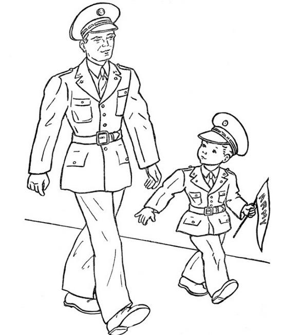 My Full Time Job: Veteran's Day Ideas for Kids