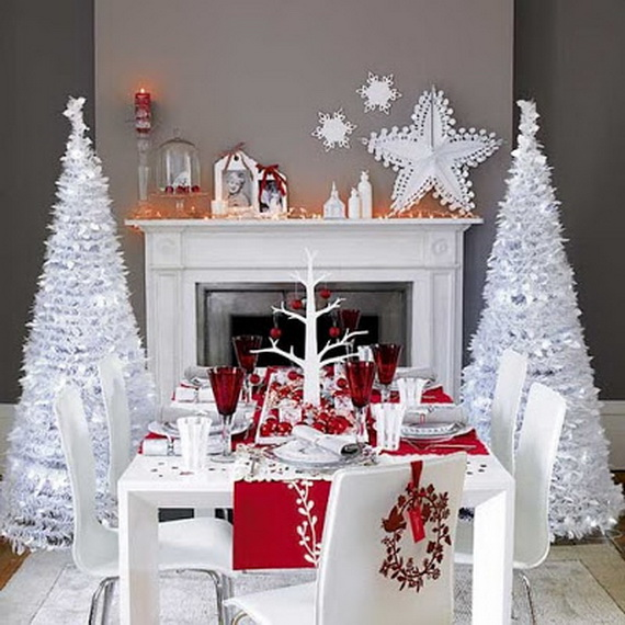 white christmas decorating ideas guide to family holidays on the internet