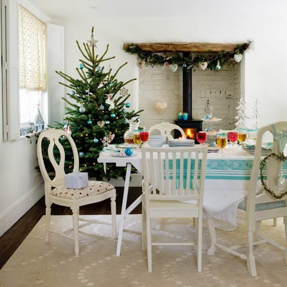 unique kitchen decorating ideas Unique Kitchen Decorating Ideas for Christmas - family holiday.net/guide to family holidays on