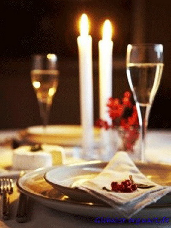 Unique Elegant and Impressive Romantic Valentines Day Table Settings  family holidaynet