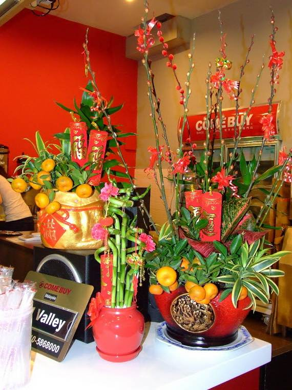 Home Decoration Ideas Chinese New Year