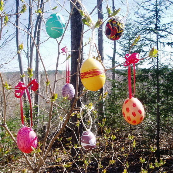 Exclusive Outdoor Easter Decorations Family Guide To Family Holidays On The Internet