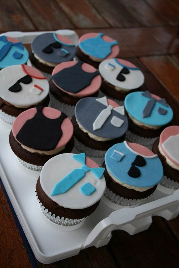 Impressive Cupcakes for Men On Fathers Day  family holidaynetguide to family holidays on the