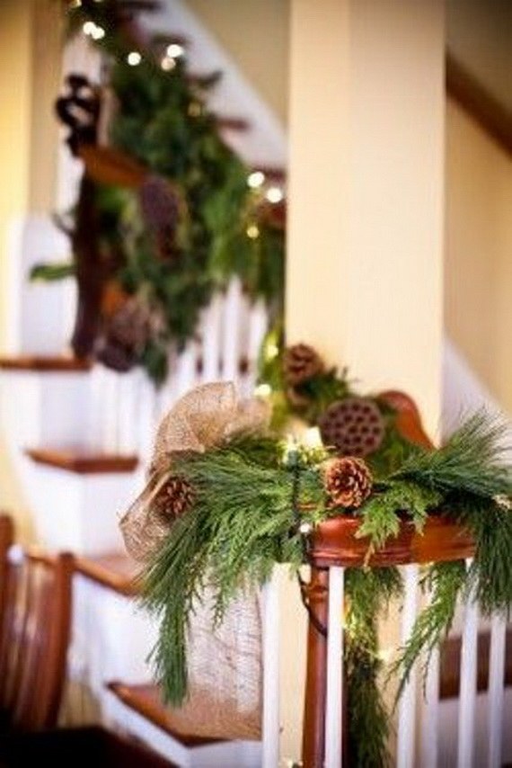 50 Unique Fall Staircase Decor Ideas  family holidaynetguide to family holidays on the internet
