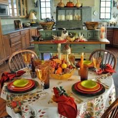 Fall Kitchen Decor Oak Islands 35 Beautiful And Cozy Ideas Family Holiday Net 31