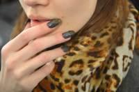 Fashion nails autumn