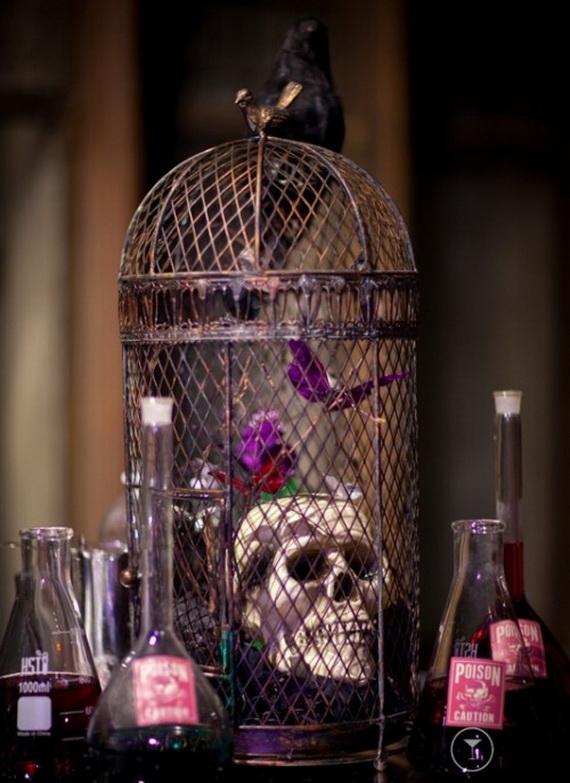 Creative Halloween Wedding Centerpiece Ideas For Autumn  family holidaynetguide to family