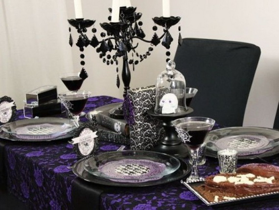 Creative Halloween Wedding Centerpiece Ideas For Autumn  family holidaynetguide to family