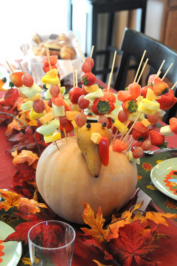 60 Amazing Thanksgiving Diy Decoration Ideas  family