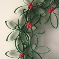Pretty paper christmas craft amp decoration ideas 26