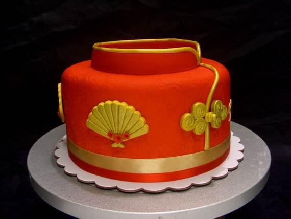 50 Fantastic Chinese Cake Decorating Ideas  family