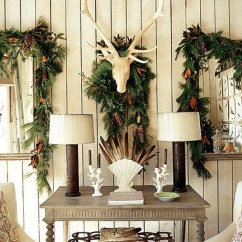 Country Living Room Decor Images Pinterest Decorating Ideas For 60 Elegant Christmas Family 02