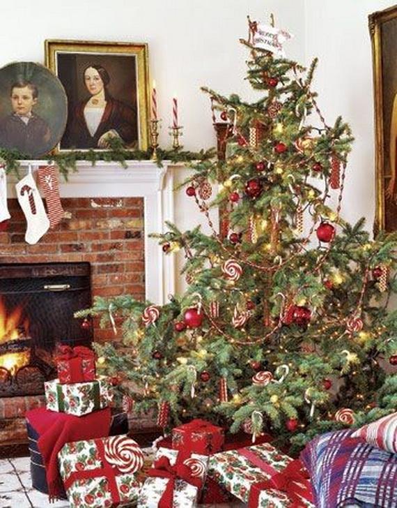 elegant christmas living room decor antique design ideas 60 country family 58