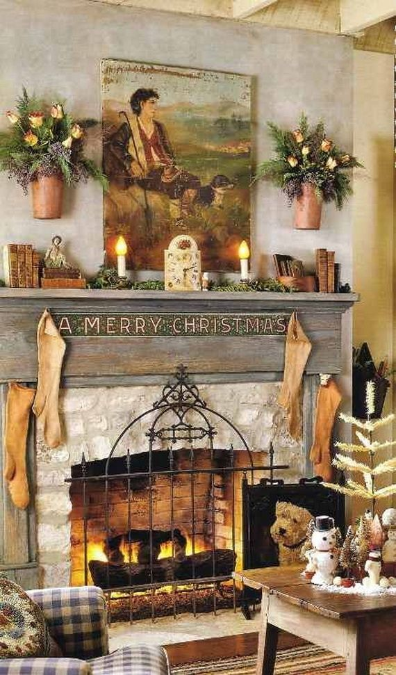Collect This Idea Modern Christmas Decorations For Inspiring Winter Holidays 4
