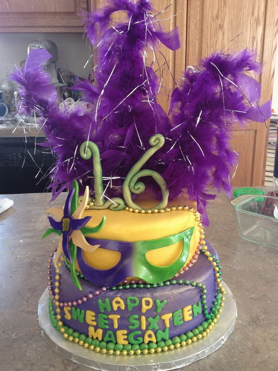 60 Mardi Gras King Cake Ideas  family holidaynetguide