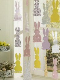 50 Elegant Easter Window Decoration For An Unforgettable