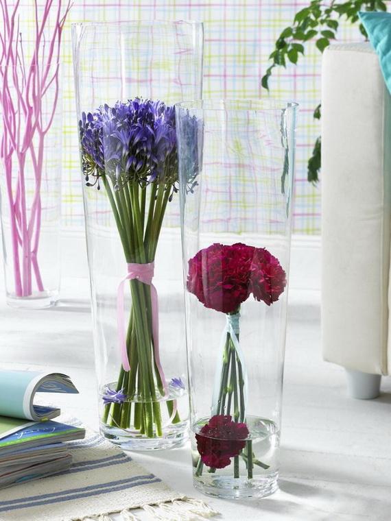 Gorgeous Single Flower Decoration Ideas To Celebrate