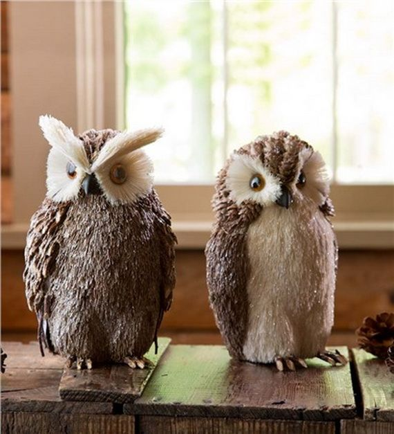 Affordable Owl Holiday Decor Amp Gift Ideas For The Home
