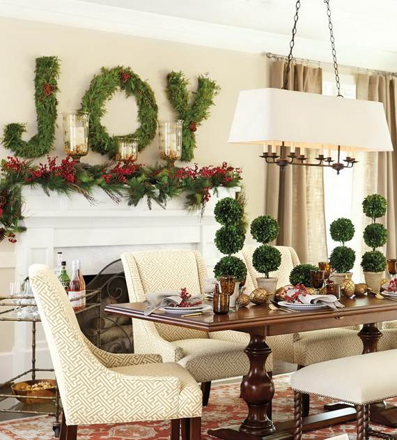 Traditional French Christmas Decorations Style Ideas Family