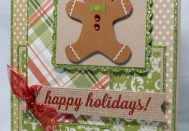 Christmas Gingerbread Ideas