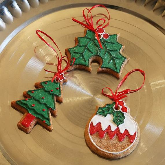 Gingerbread Decoration Ideas Christmas Craft Idea 015
