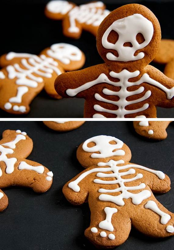 Spooky Halloween Treats and Sweets Ideas for Kids  family