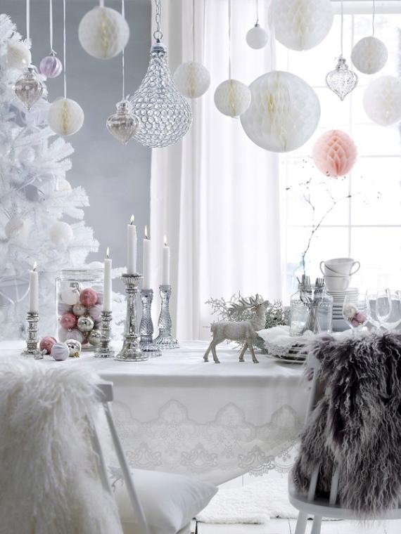 Holiday Home Interior Decorating Ideas