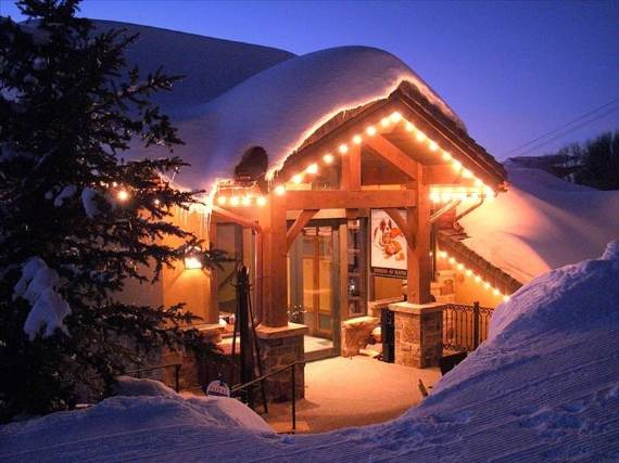 Casa Nova Deer Valleys Premier Luxury Chalet America  family holidaynetguide to family