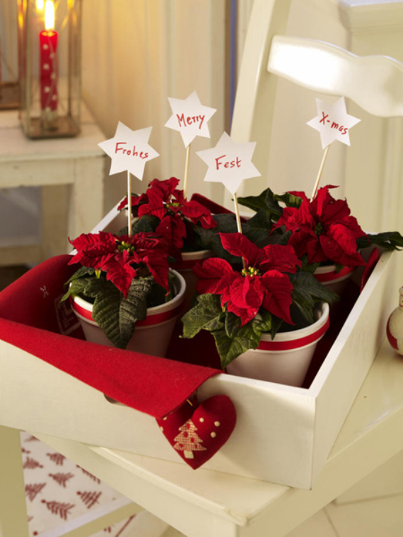 45 DIY Christmas Table Setting Centerpieces Ideas  family holidaynetguide to family holidays