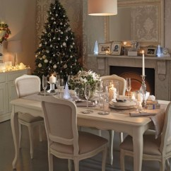 Ideas For Decorating Your Living Room Christmas Wall Painting Cozy And New Year From Laura Ashley - Family ...