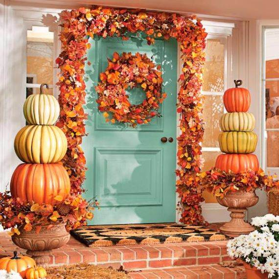 Free Fall Mums Wallpaper Elegant Pumpkin Topiaries Decorating Ideas Family