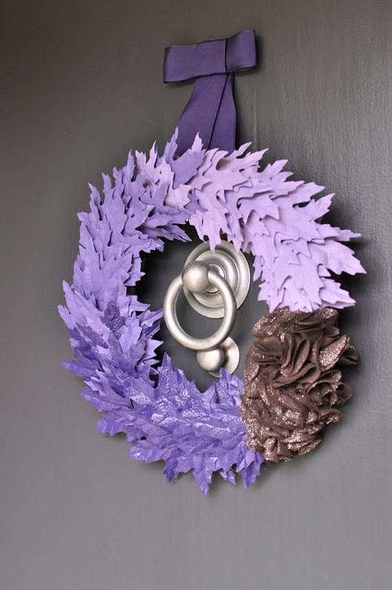 Beautiful Cool Fall Amp Thanksgiving Wreath Ideas To Make
