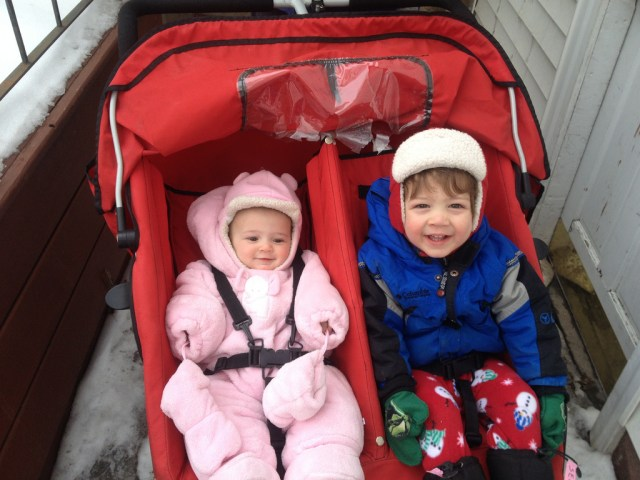 Side by side double strollers to keep your little ones comfortable